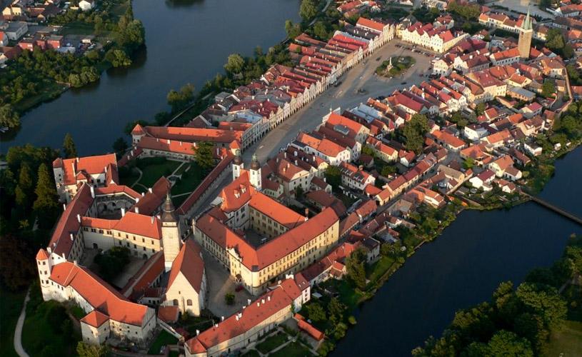 Hudební festival Prázdniny v Telči